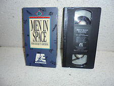 Men in Space : From Goddard to Armstrong VHS Video Out Of Print A&E