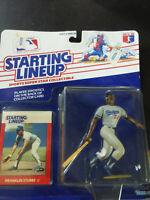 Franklin Stubbs-RARE-1988 Kenner Starting Lineup-Baseball-1st year w/card-Dodger