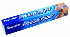 Reynolds Freezer Paper Plastic Coated, craft, quilt,  appliqué - Various Lengths