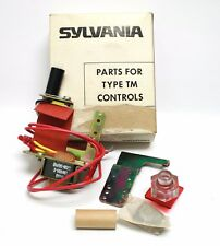 KTM4-18 SYLVANIA Controls Red Pilot Light Kit For TM 3 TM4 Starter 120V 50/60Hz