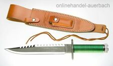 RAMBO First Blood Sylvester Stallone Signature Edition  Messer Survival