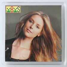 6x Blank Sq Clear Acrylic Coasters 90x90mm Photo & 100x100mm Frame Size G1521