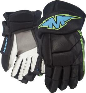 MISSION Inhaler DS:3 Ice Hockey Gloves Size Junior, Inline Hockey MISSION Gloves