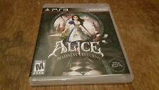 Alice: Madness Returns (Sony PlayStation 3, 2011)