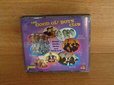 THE GOOD OL'BOYS CLUB : SOLOS..DUOS..TRIOS..and FOUR-OS! : 4 CD SET  JASBOX 28-4