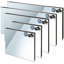 Spiegel Infrarotheizung Elektroheizung Infrarot Spiegelheizung ESG Glas Heizung