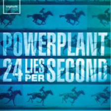 Powerplant: 24 Lies Per Second  CD NEW
