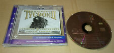 RAILROAD TYCOON II JEWEL CASE PC GAME