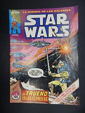 Comics Forum STAR WARS #6 La Guerra de las Galaxias comic book Spain LUKE Falcon