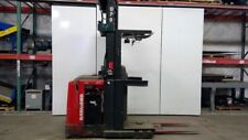 "Raymond 560-Opc30Tt 3000Lbs. 36V 273"" Lift Order Picker Forklift W/ Wire Guide"