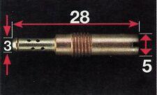 KEIHIN - Gicleur de ralenti KEP de 35 à 80 (ref: KEPxxx) ou (KHS-22Bxxx)