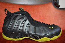 info for 956ab 25ed0 CLEAN Nike Air Foamposite One Cactus 314996 003 Black Black Bright Cactus  11.5