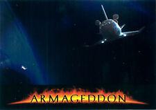Armageddon Movie Foil Card 10