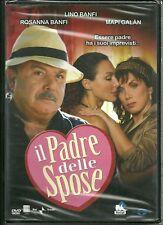 DVD Il padre delle spose. Lino Banfi