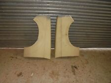 Ford Escort mk2 Front Wings cut for a RS2000 X-Pack....pattern panels.