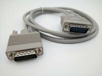 ES-CABLE 15 PIN FEMALE-FEMALE FOR NEO GEO MVS/BARTOP 15 PIN CONNECTOR NEW