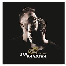 SIN BANDERA UNA ULTIMA VEZ **BRAND NEW SEALED CD**