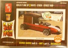 AMT 1/25 George Barris Surf Woody Model Kit  3 Way Build 977