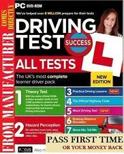 2017 DSA DVSA CD DRIVING THEORY TEST HAZARD PERCEPTION DVD L PLATE DRIVING atPcL