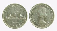 pcc2039_8) CANADA - SILVER 1 DOLLAR 1960   - ELIZABETH II