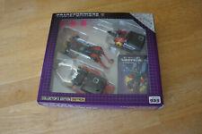 Transformadores E-Hobby Takara Collector's Edition Destron Diaclone Insecticons