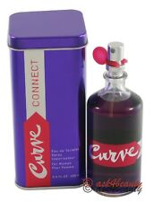 Curve Connect By Liz Claiborne 3.4oz/100ml Edt Spray for Women New In Box