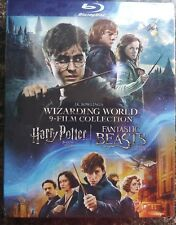 Harry Potter  Fantastic J.K. Rowlings Wizarding World 9 Film Collection Blu-ray