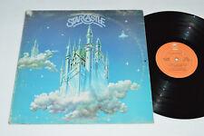 STARCASTLE Self-titled LP 1976 Epic Records Canada KE-33914 VG/G+ Prog Rock