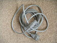 EU MAINS PLUG TO IEC KETTLE LEAD POWER CABLE CORD FOR PC COMPUTER PRINTER