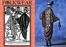 Folkwear 503 Poiret Cocoon Coat & Handbag 1913-1919 WWI era XS-L Sewing Pattern