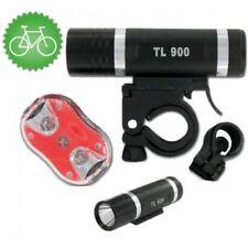 Fahrradlampe Bike LED Lampe TL900 Fahrradbeleuchtung Fahrrad Licht Rücklicht