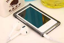 Coque rigide étui housse de protection cristal noir pour ipod nano 7G 7 G