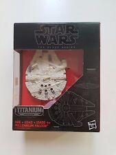 Disney Hasbro Star Wars The Black Series MILLENNIUM FALCON B3930/B2929