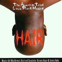 Hair von Musical Cast Recording   CD   Zustand gut