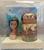 Disney D23 Expo 2017 Exclusive Moana Limited Edition Wooden Collectables w/COA