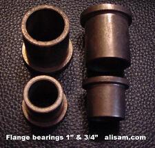 """Flange bearing set 3/4"""" & 1"""""""