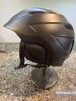 Giro 9.10 S325 Model Ski Bike Snowboard Helmet Matte Black Adult Sz Med 55.5-59