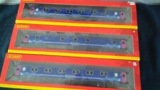 More details for job lot, hornby r4597, r4567a  and r4597b. fgw mk3 night riviera sleeping cars.