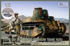 Ibg 1/35 Tipo 89 de Japón Tanque Medio Kou Gasolina Híbrido Producción #72039