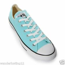 Converse All Star sneakers in Aruba Blue Tiffany blue aqua turquoise 130118F
