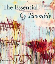 CY TWOMBLY The Essential LIBRO in Inglese NEW .cp