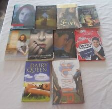 Lot of 10 Young Adult Girls Books Jean Thesman Jennifer Donnelly Joan W Blos +