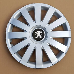 """Set of  4 x 14"""" wheel trims,hubcaps  to fit Peugeot 107"""