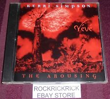 KERRI SIMPSON + VEVE - THE AROUSING -13 TRACK CD- (SPUD CD 002)