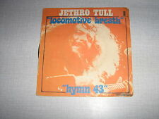 JETHRO TULL 45 TOURS FRANCE HYMN 43