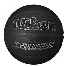 WILSON Sport Evoluzione Black Edition pelle composita Indoor Basket Taglia 7