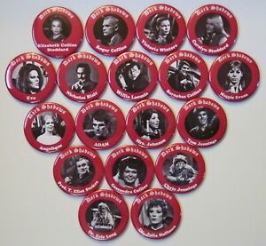 Dark Shadows Magnet Set: Return From 1795