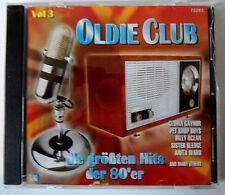 OLDIE CLUB - DIE GROBTEN HITS DER 80' er - Vol 3 - CD Neuf (A1)