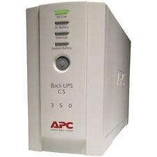APC Back-UPS CS 35 Battery Backup System Six (6) Outlet 350 Volt-Amps/210 Watts