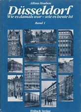 Houben: Düsseldorf damals und heute (viele Abb.)   1986